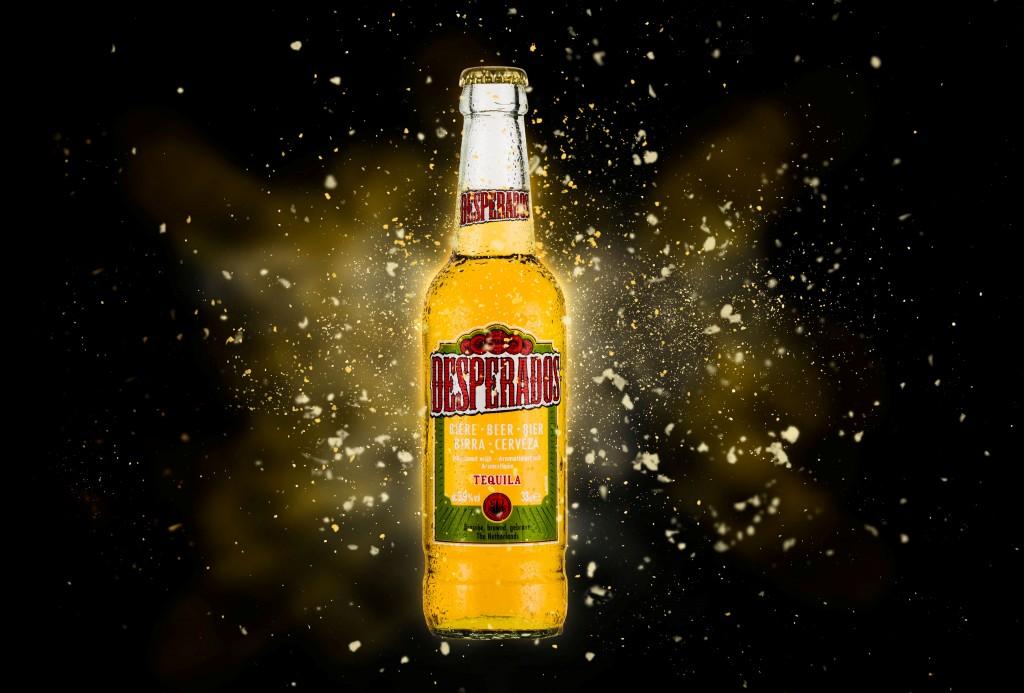 Desperados, puente entre la cerveza y los espirituosos