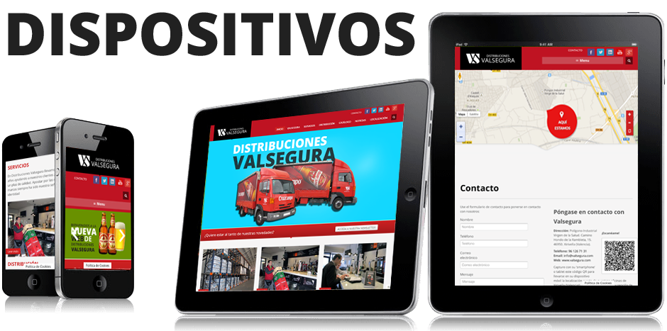 Distribuciones Valsegura, mil caminos de llegar a nuestros clientes